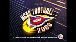 EXTENDED LONG-PLAY: NCAA Football 2000 Week 1