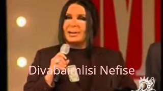 DIVA BULENT ERSOY Aygun Kazimova'nin deveti ile Azerbaycanda 2017 Video