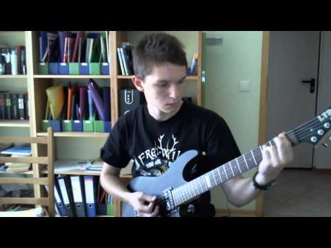 Frei.Wild - Mach dich auf (single) guitar cover