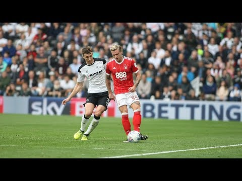 Highlights: Derby 2-0 Forest (15.10.17)