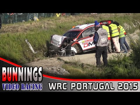 [HD] WRC Rally Portugal 2015 - @BunningsVideo
