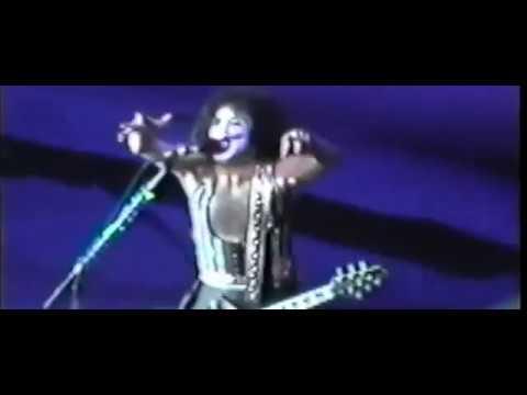 Kiss Pittsburgh 7-22-96 Civic Arena Full Show