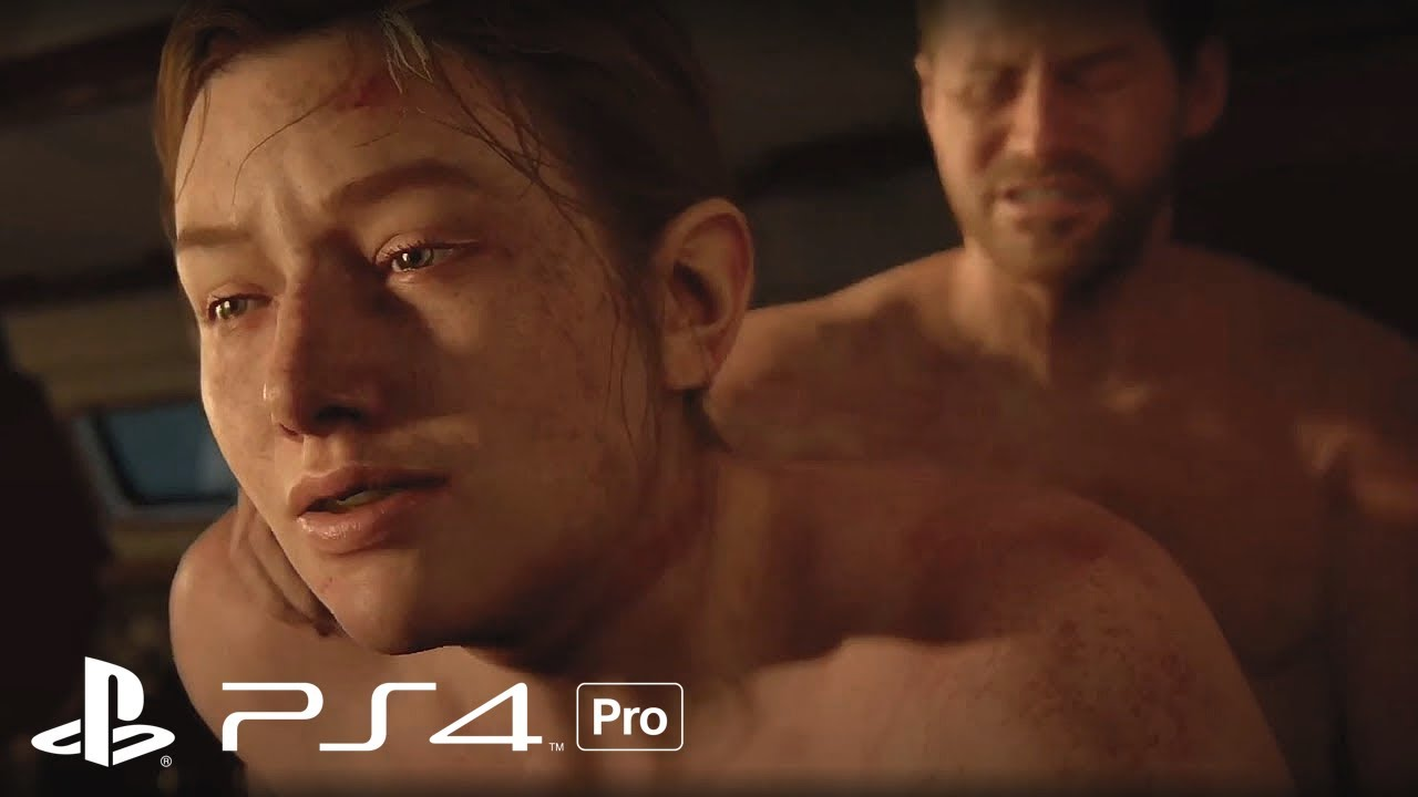 Download The Last of Us Part 2 - Abby Sex Scene