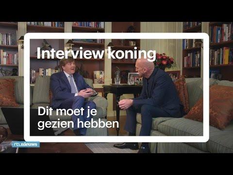 Interview Willem-Alexander: dit moet je gezien heb - RTL NIEUWS