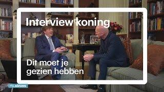 Interview Willem-Alexander, hoogtepunten uit openhartig interview - RTL NIEUWS