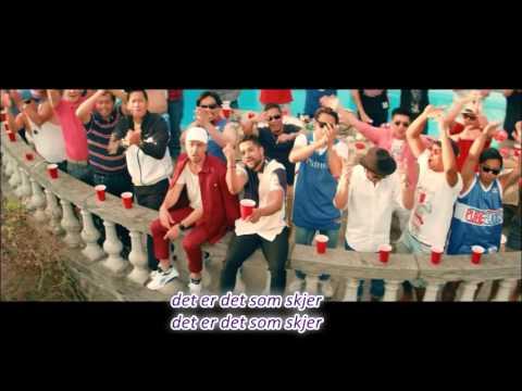karpe Diem - Au pair lyrics video