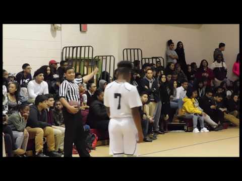Game 8: LEAP vs Camden Academy JV - Quarter 4