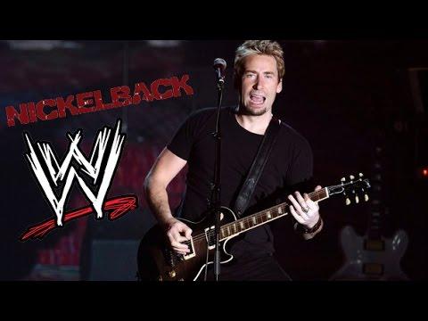Nickelback - Rockstar on WWE