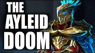 They were DOOMED from the Start - The Ayleid Empire - Elder Scrolls Lore