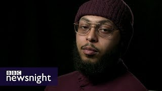Stop and search: young men share their experiences – BBC Newsnight