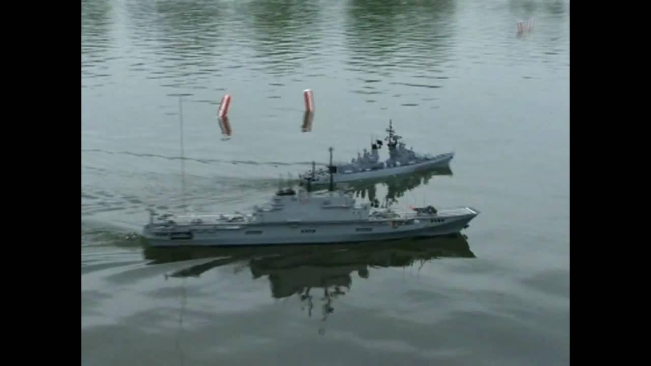 Tor di quinto 10042011 portaerei garibaldi e nave ardito - Nave portaerei ...