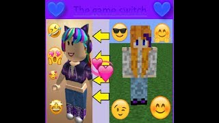 💜the game switch[ lets play Roblox ]ep:1 first time💜