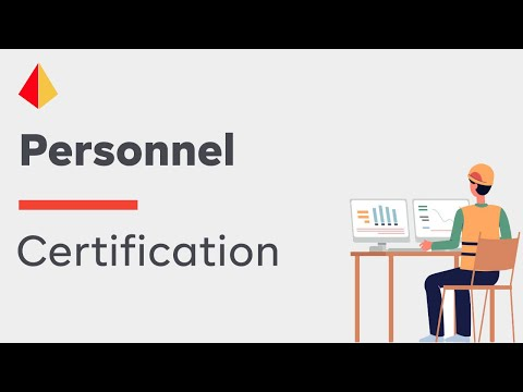 Everything you Need to Know about Personnel Certification (2016)