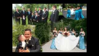 Woodcliff  Manor wedding album