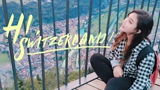 🇨🇭 Switzerland Travel Vlog : Zurich, Lucerne, Bern, Interlaken | Liah Yoo ❤