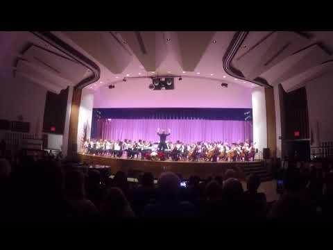 Heim Middle School 2017 Winter Orchestra Concert