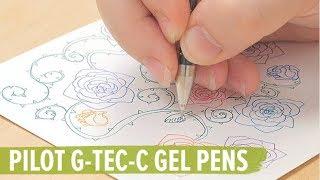 Pilot G-Tec-C Gel Pens thumbnail