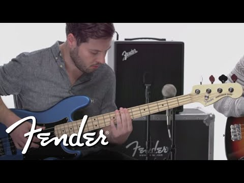 The Rumble LT25: In-Depth Look | Rumble Bass Amps | Fender