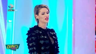 "Bravo, ai stil! (07.10.2017) - Tinuta Roxanei, DISTRUSA de jurati! ""Imi este mila sa notez!"""