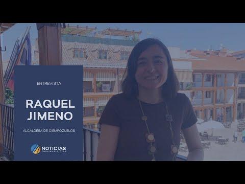 Raquel Jimeno, alcaldesa  de Ciempozuelos habla sobre el futuro y cómo han luchado contra el Covid