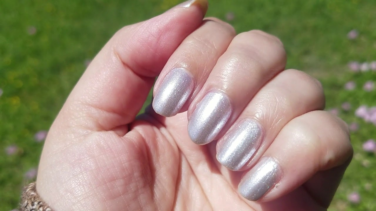 Nail of the Day | SINFUL COLORS Out of This World - YouTube