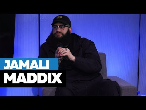 'Hate Thy Neighbour' Host Jamali Maddix On Racism Around The World + Death Threats