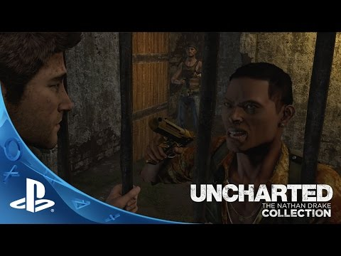 UNCHARTED: The Nathan Drake Collection (10/9/2015) - #UnchartedMoments | PS4