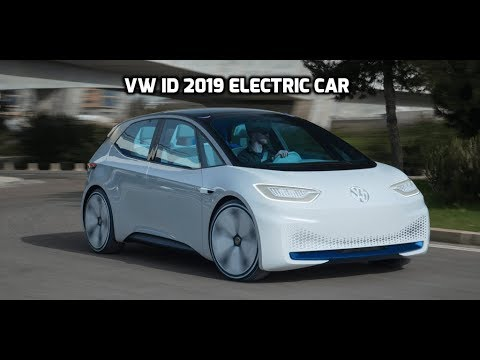 New VW ID 2019 electric car will have 342 miles of range for the cost of a Volkswagen Golf