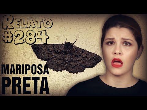 A Mariposa Preta (#284 - Histórias Assombradas!) ENG-SUB