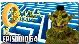 LOCURACRAFT 3 - EP 64   Tormentos y Dioses - Witchery   MINECRAFT SERIE DE MODS