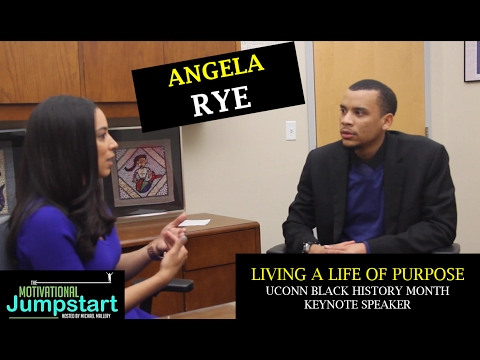 Angela Rye shares her WHY and gives Black America a call to action