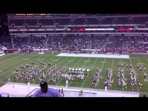 Temple Marching Band - All of the Lights