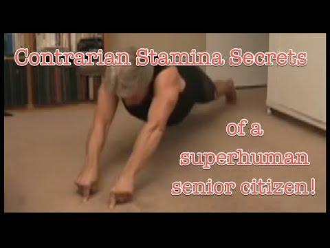 Contrarian Stamina Secrets of a Superhuman Senior Citizen (Part 2)