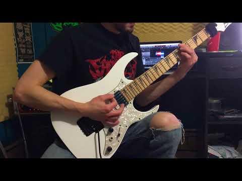 The Black Dahlia Murder - Into The Everblack [Guitar Solo]