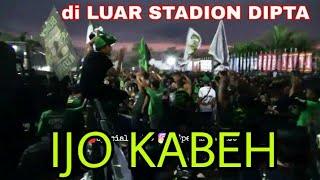 Download Video Gila Lur..!! Situasi Di luar Stadion, Bonek Hijaukan I Wayan Dipta | Bali United vs Persebaya MP3 3GP MP4