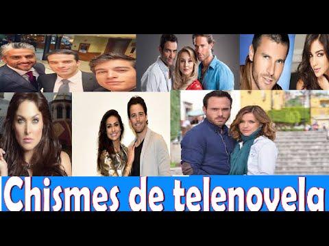 Breves chismes de telenovelas chismes noticias 2015 for Noticias famosos telenovelas