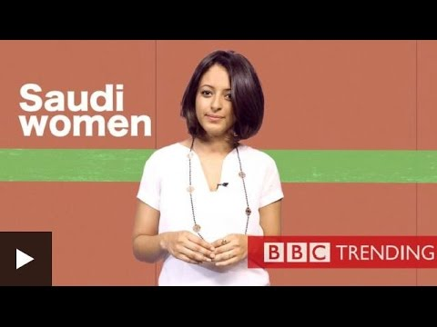 Life as a woman in Saudi Arabia - BBC TRENDING