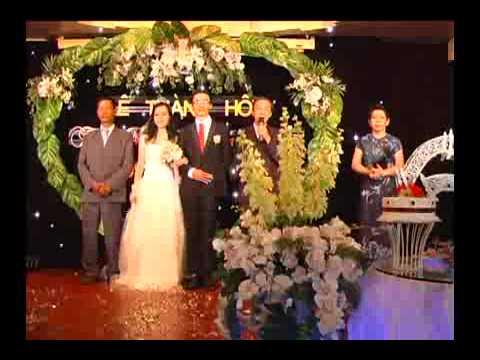 Tiệc cưới (*Nam-Hồng*) tại Nhà hàng tiệc cưới Phú Nhuận ngày 09-09-2012