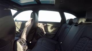 Audi RS4 Avant Quattro 2018 Interior Exterior Short Review Walkthrough