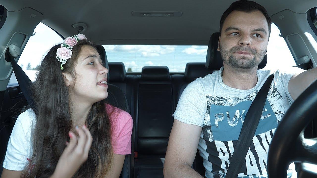 ПАПА И ДОЧКА ЧИТАЕТ РЭП - МАМА ДУРЮ - YouTube