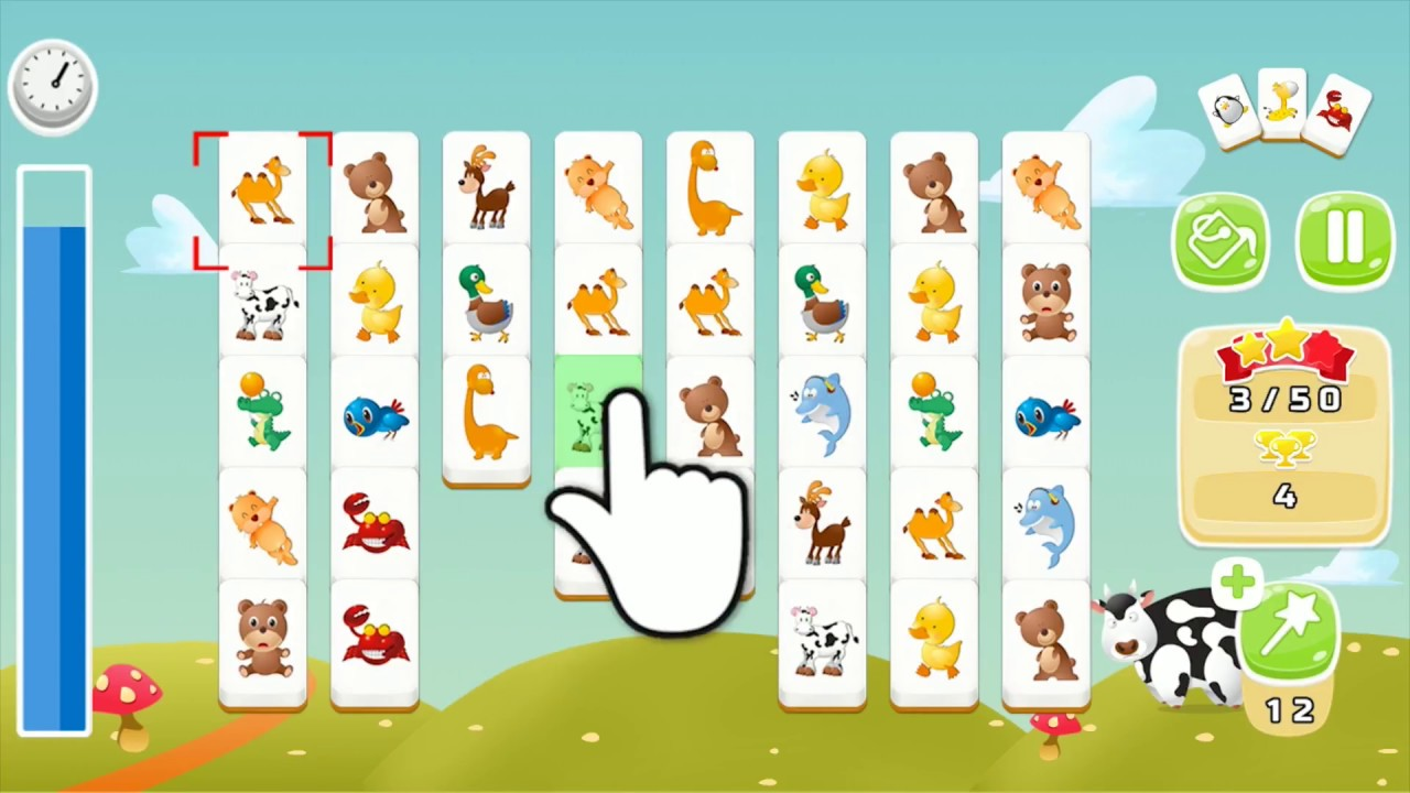 Connect Animals: Onet Kyodai