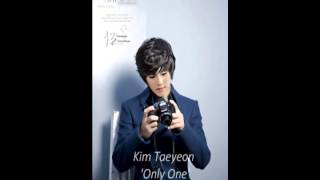 [Male Version] Kim Taeyeon - Only One (That Winter, The Wind Blows OST)
