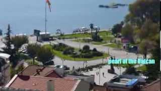 Panorama Ohrid 2014 HQ(pearl of the Balcan)