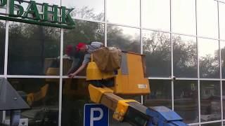Аренда Автовышки в Самаре для мойки фасадов(, 2014-05-17T13:07:05.000Z)