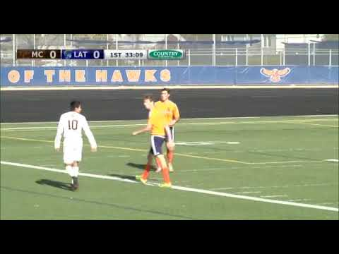 2016 IHSA Boys Soccer Class 2A Championship Game: Chicago (Latin) vs. Chicago (Mt. Carmel)