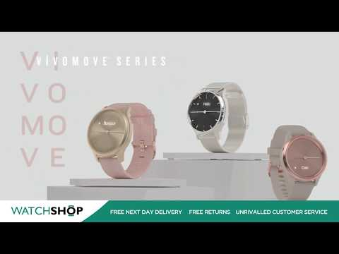 Watch Shop | Garmin  | VivoMove