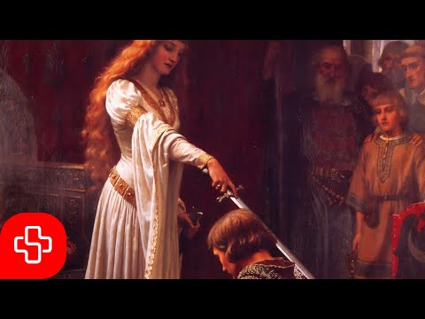 Kyrie: Orbis Factor, medieval chant of the Gradual of Eleanor of Brittany (Lyric Video)