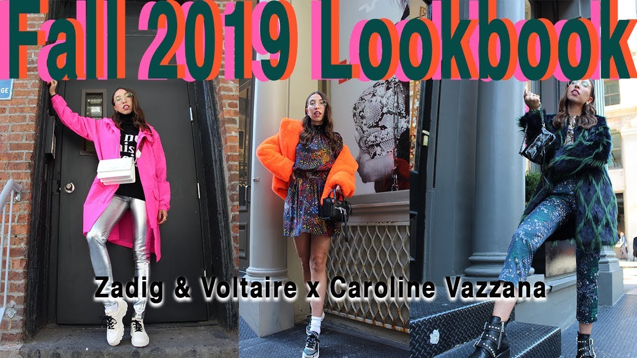 [VIDEO] - FALL/WINTER LOOKBOOK WITH ZADIG & VOLTAIRE | What to Wear 4