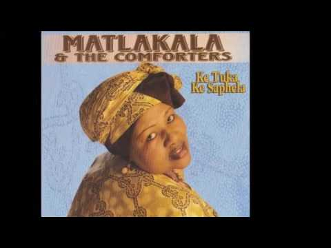Matlakala and The Comforters    Ke Tshepile Morena tracks