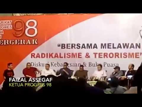 Ketua Progres 98 Faizal Assegaf Serukan Bubarkan PKS